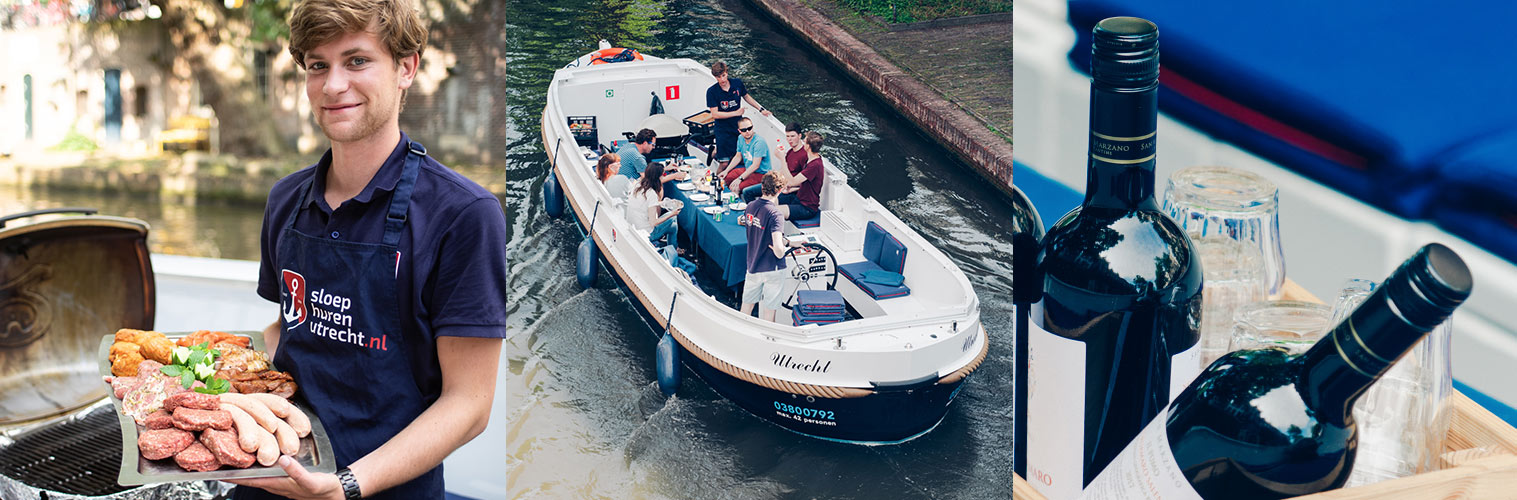 Barbecue en varen in Utrecht