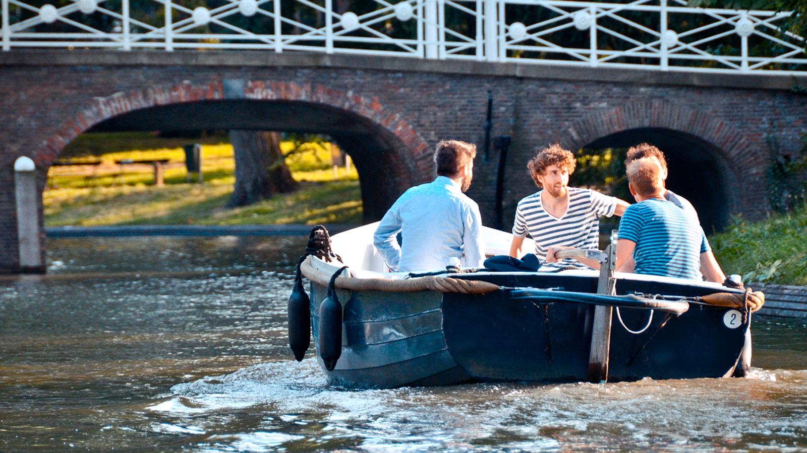 Zelf bootje huren Utrecht