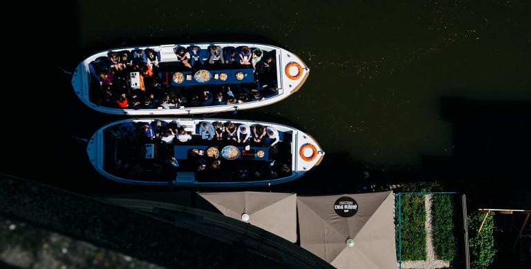 varen-boot-utrecht bruiloft