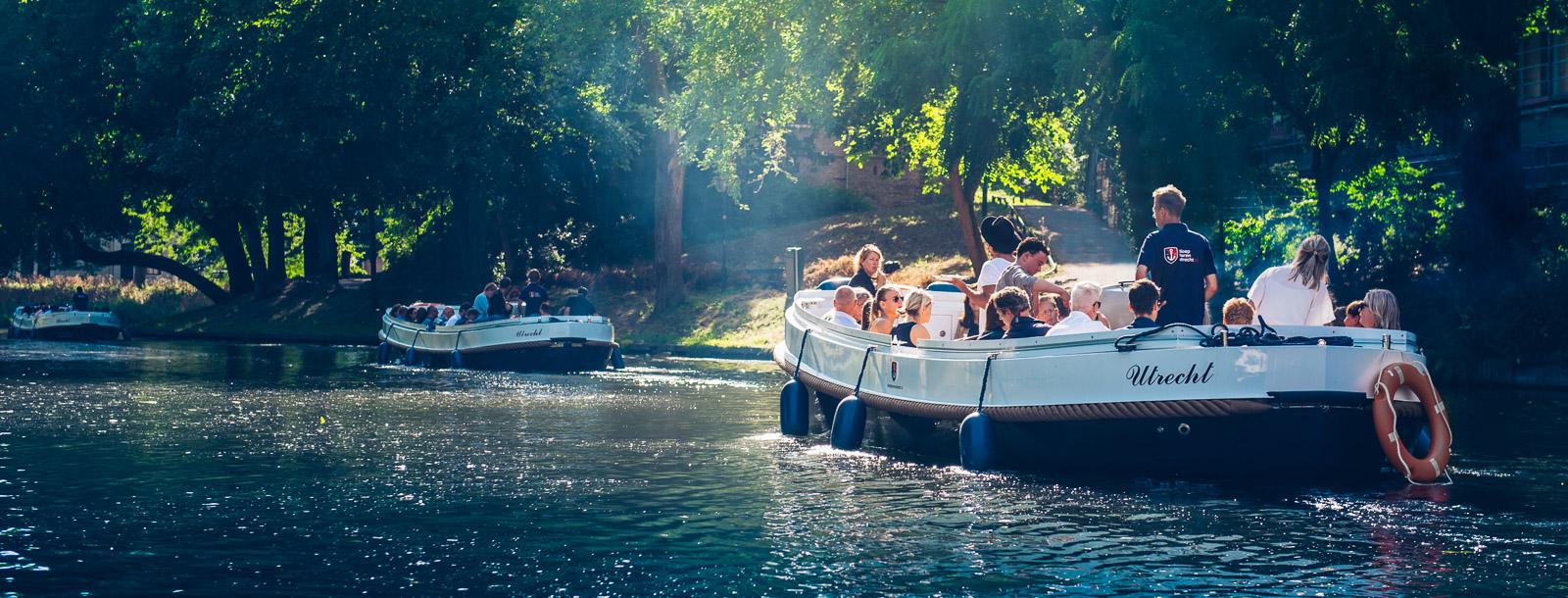 Sloep Boot Huren Utrecht varen gracht